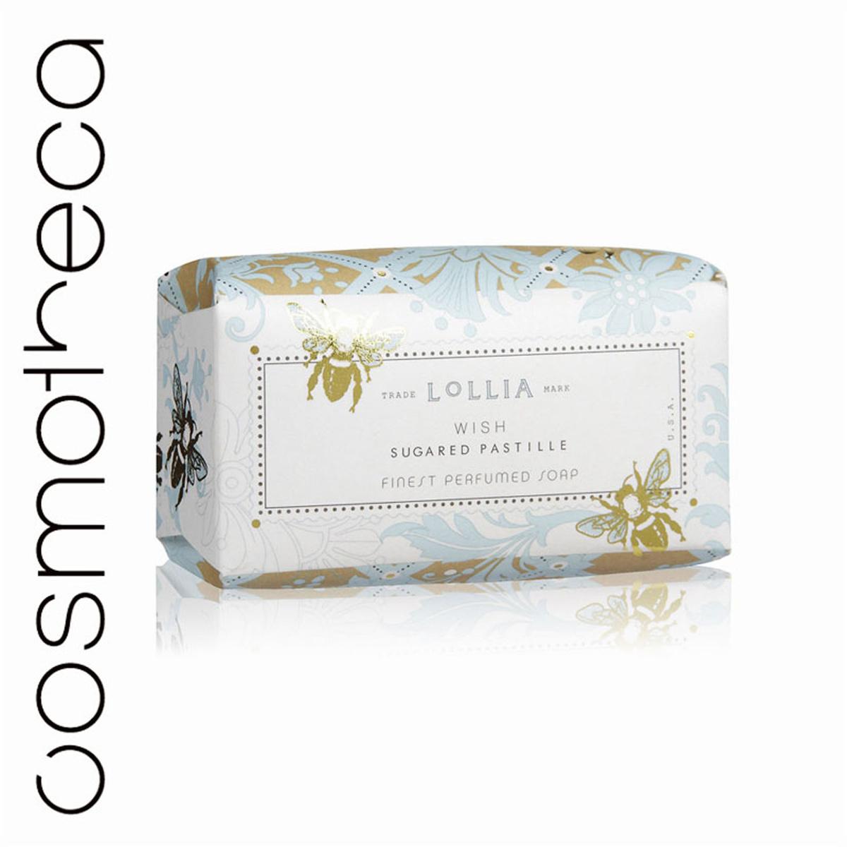 """Lollia Туалетное мыло """"Желание"""", 142 г #1"""