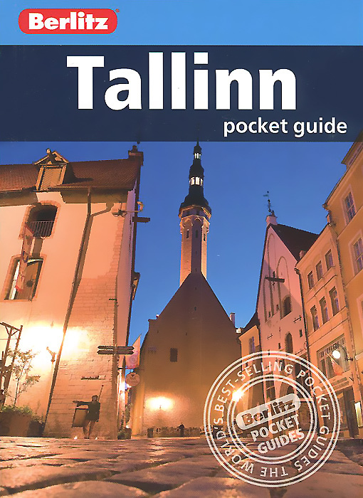 Tallinn: Pocket Guide | Roman Steven Q. #1