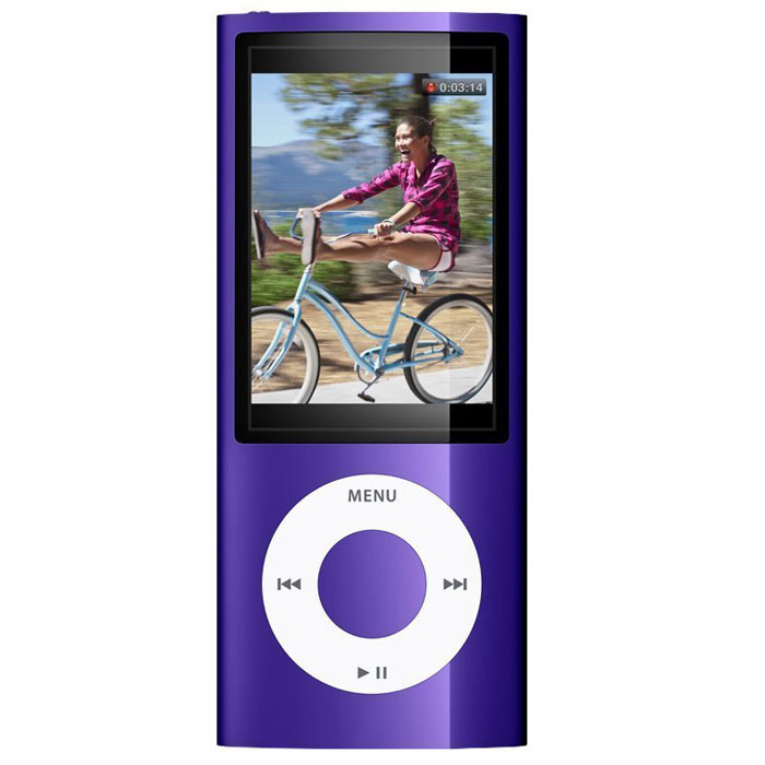 Apple iPod nano 16 Гб (Gen V), фиолетовый #1