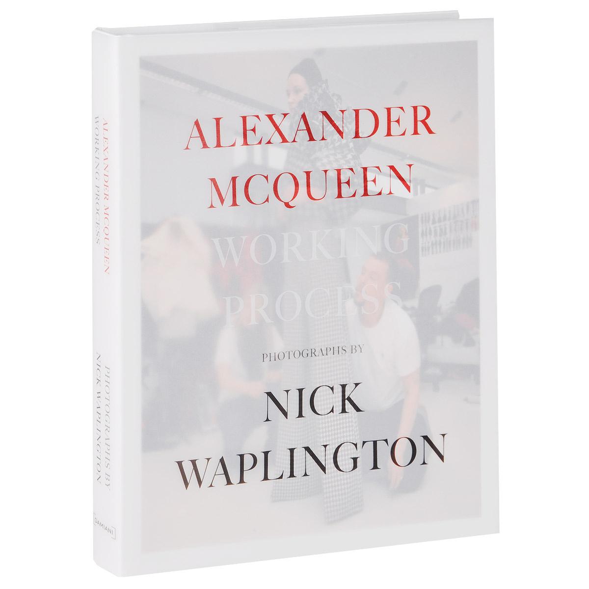 Alexander McQueen: Working Process | Frankel Susannah #1