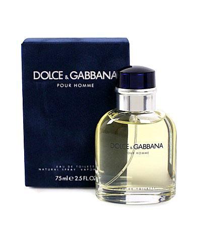 Dolce Gabbana Pour Homme туалетная вода 75 мл купить в