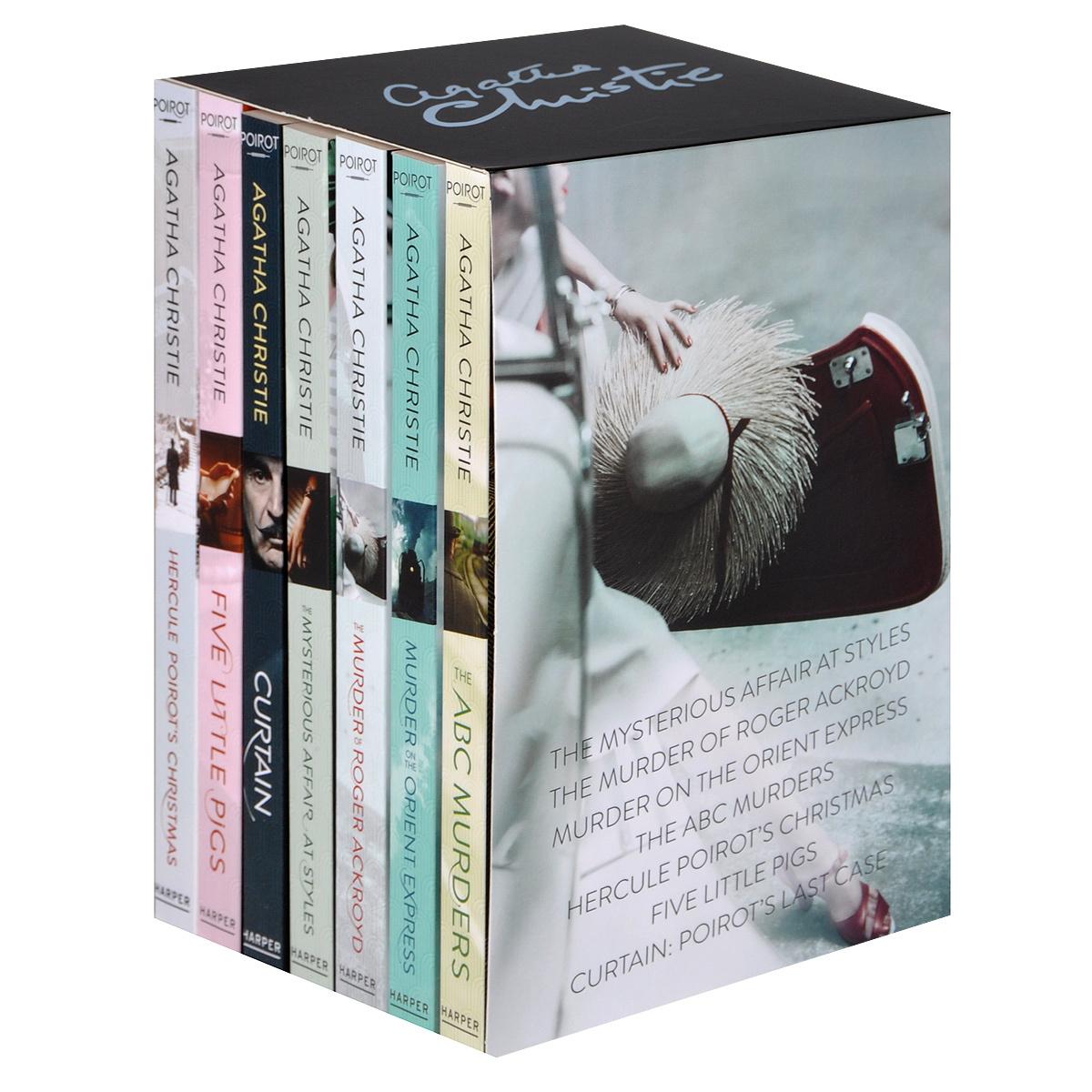 Hercule Poirot (комплект из 7 книг) | Кристи Агата #1
