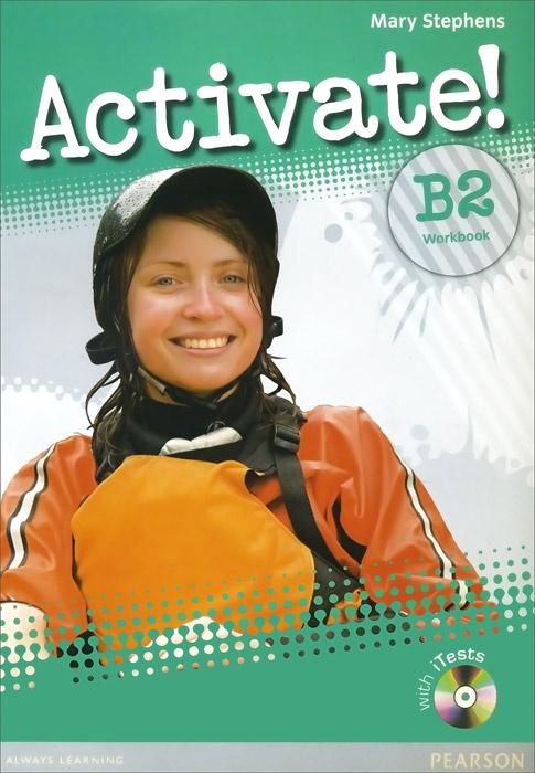 Activate! B2: Workbook (+ CD-ROM) | Stephens Mary #1