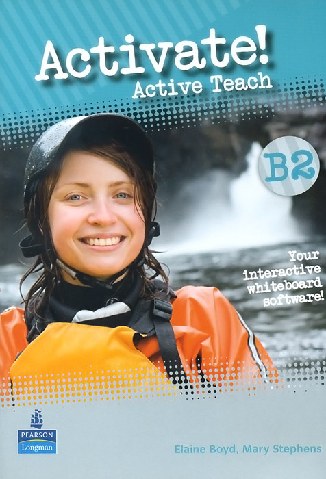 Activate! B2: Active Teach (CD-ROM) | Boyd Elaine, Stephens Mary #1