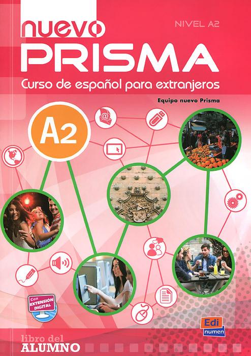 Nuevo Prisma: Libro Del Alumno: A2 #1
