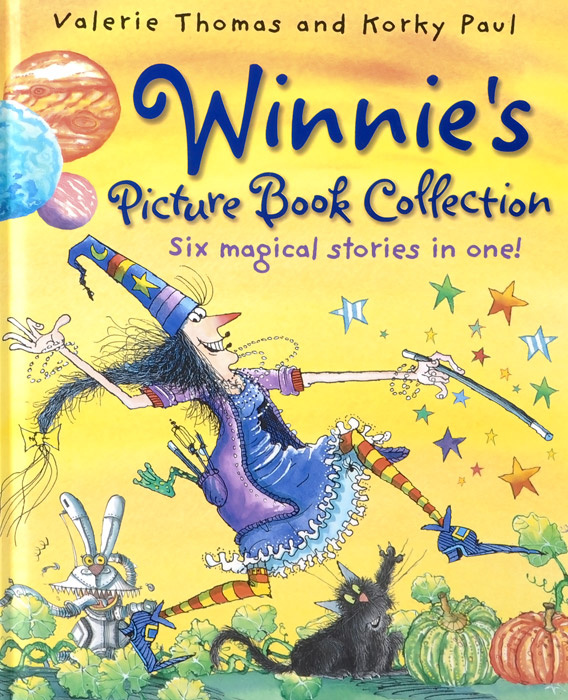 Winnie's Picture Book Collection: Six magical Stories in One!   Томас Валери #1