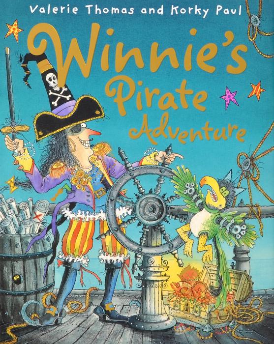 Winnie's Pirate Adventure | Томас Валери #1