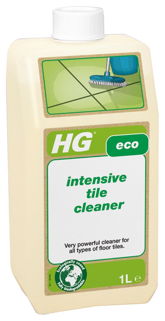 Интенсивное средство для чистки керамической плитки HG, 1 л  #1