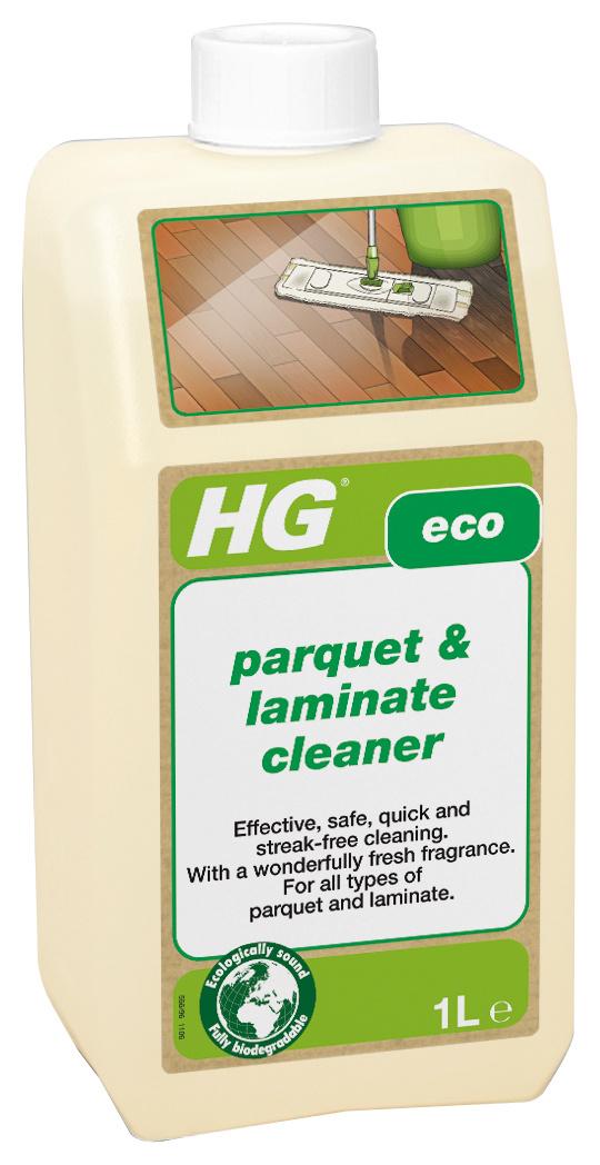 Чистящее средство для ламината и паркета HG, 1 л #1
