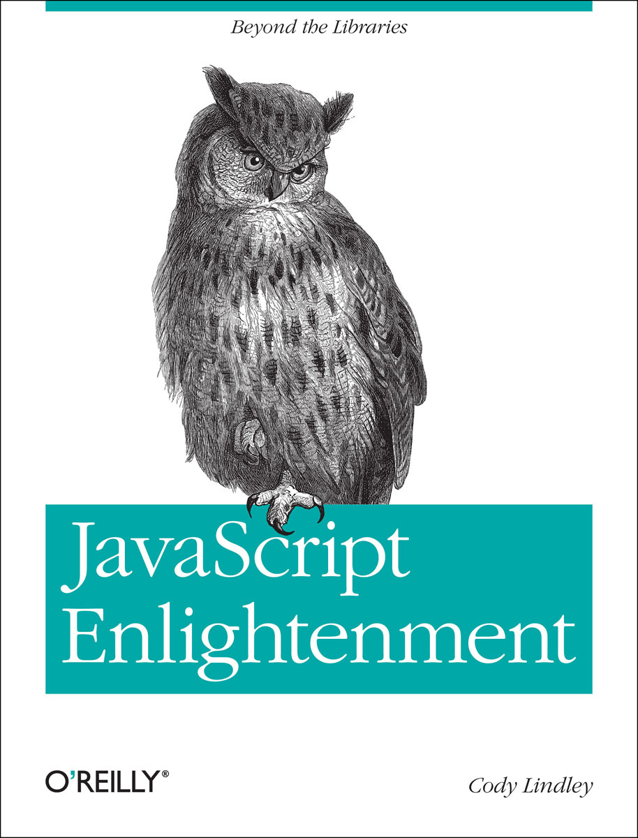 JavaScript Enlightenment #1