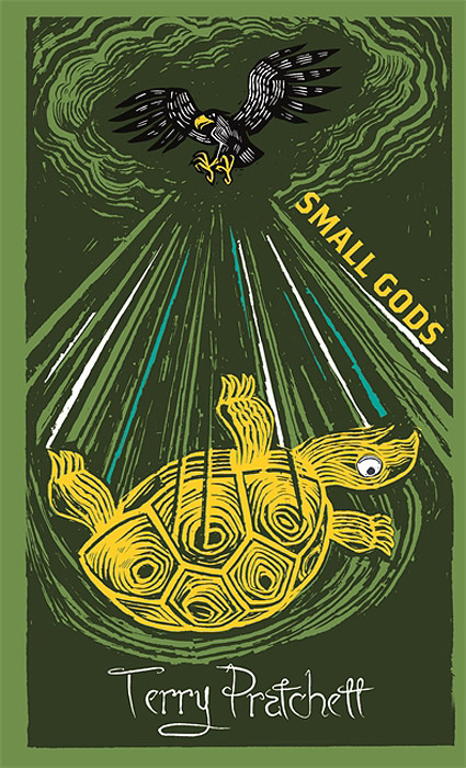 Small Gods (Discworld. the Gods Collection) #1