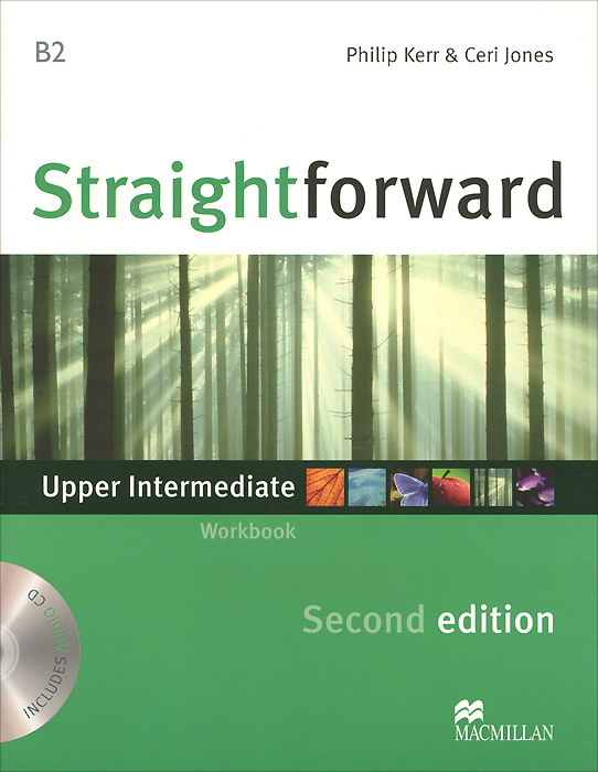 Straightforward: Workbook: Upper-Intermediate Level (+ CD-ROM) | Kerr Philip, Jones Ceri #1