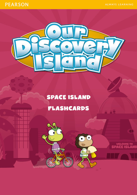 Our Discovery Island 2 Flashcards #1