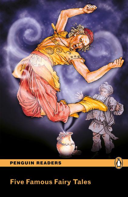 Five Famous Fairy Tales: Level 2 (+ CD) #1
