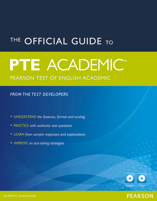 Official Guide to PTE Academic +Audio +CDR B1-C1 #1