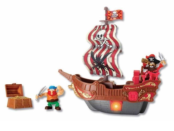 """Игровой набор Keenway """"Пиратские приключения. Битва за остров""""  #1"""