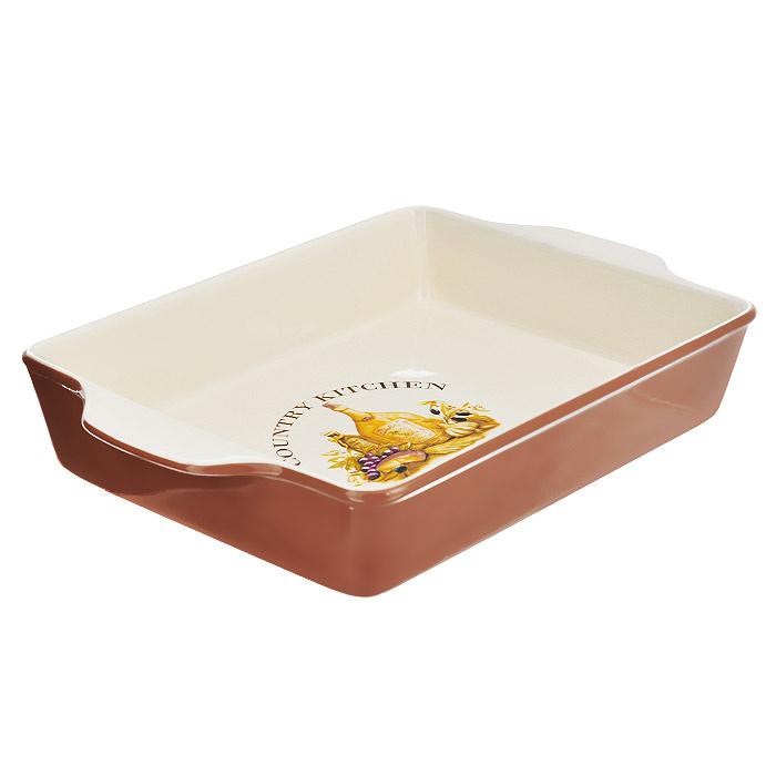 "Блюдо для выпечки Terracotta ""Сардиния"". TLY1709-BT-AL #1"