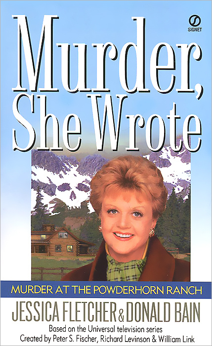 Murder, She Wrote: Murder at the Powderhorn Ranch | Флетчер Джессика #1