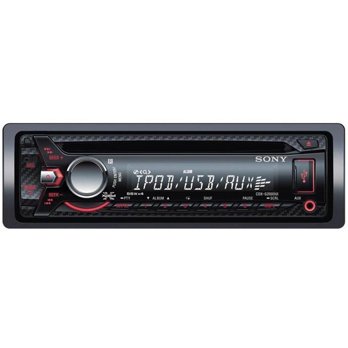 Sony CDX-G2000UI CD/MP3 магнитола #1