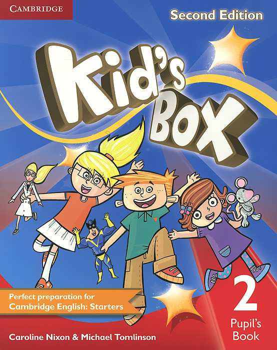 Kid's Box: Level 2: Pupil's Book | Nixon Caroline, Tomlinson Michael #1