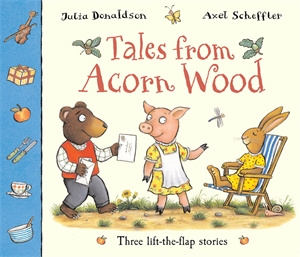 Tales from Acorn Wood #1