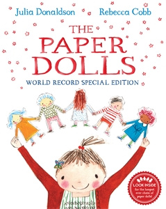 The Paper Dolls World Record Edition #1