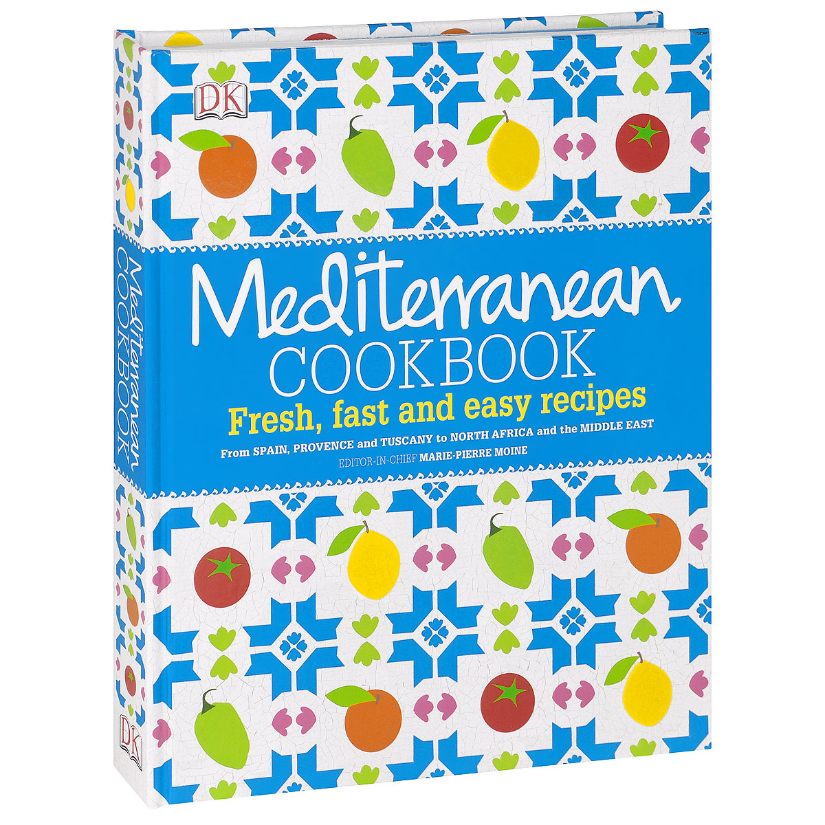 Mediterranean Cookbook: Fresh, Fast and Easy Recipes #1