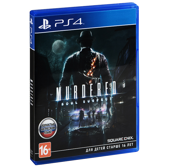 PS4 Murdered: Soul Suspect #1