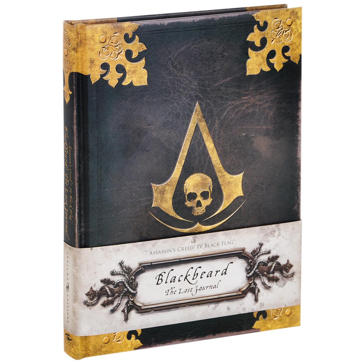 Assassin's Creed IV Black Flag: Blackbeard: The Lost Journal #1