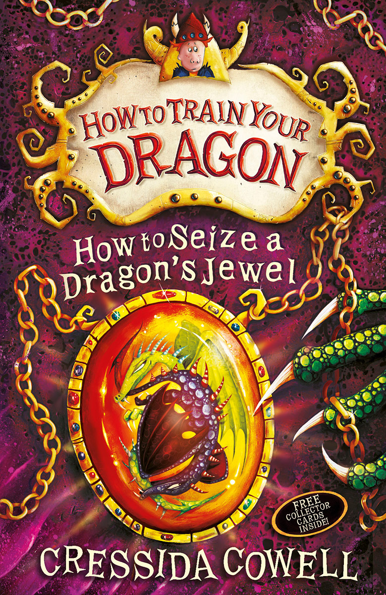 How to Train Your Dragon: How to Seize a Dragon's Jewel | Коуэлл Крессида #1
