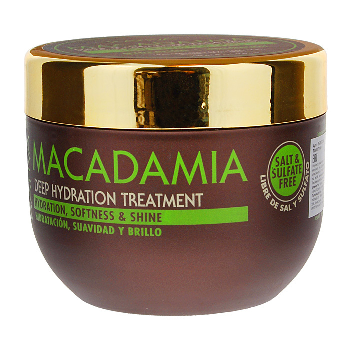 Kativa Интенсивно увлажняющий уход для нормальных и поврежденных волос с маслом макадамии MACADAMIA, #1