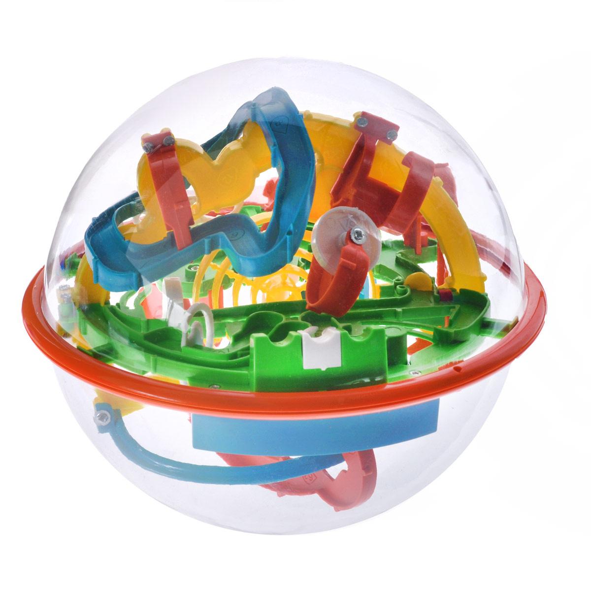 """3D-головоломка """"Maze Ball"""", 118 барьеров, 16 см #1"""