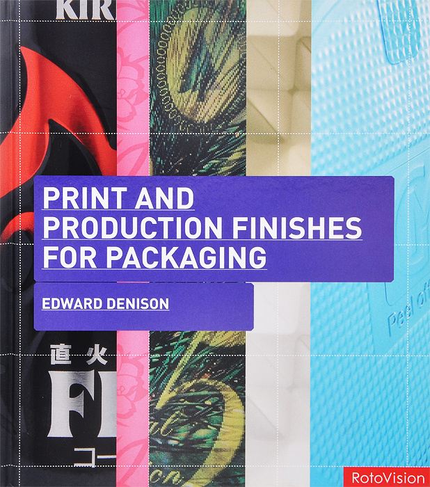 Print and Production Finishes for Packaging | Denison Edward #1