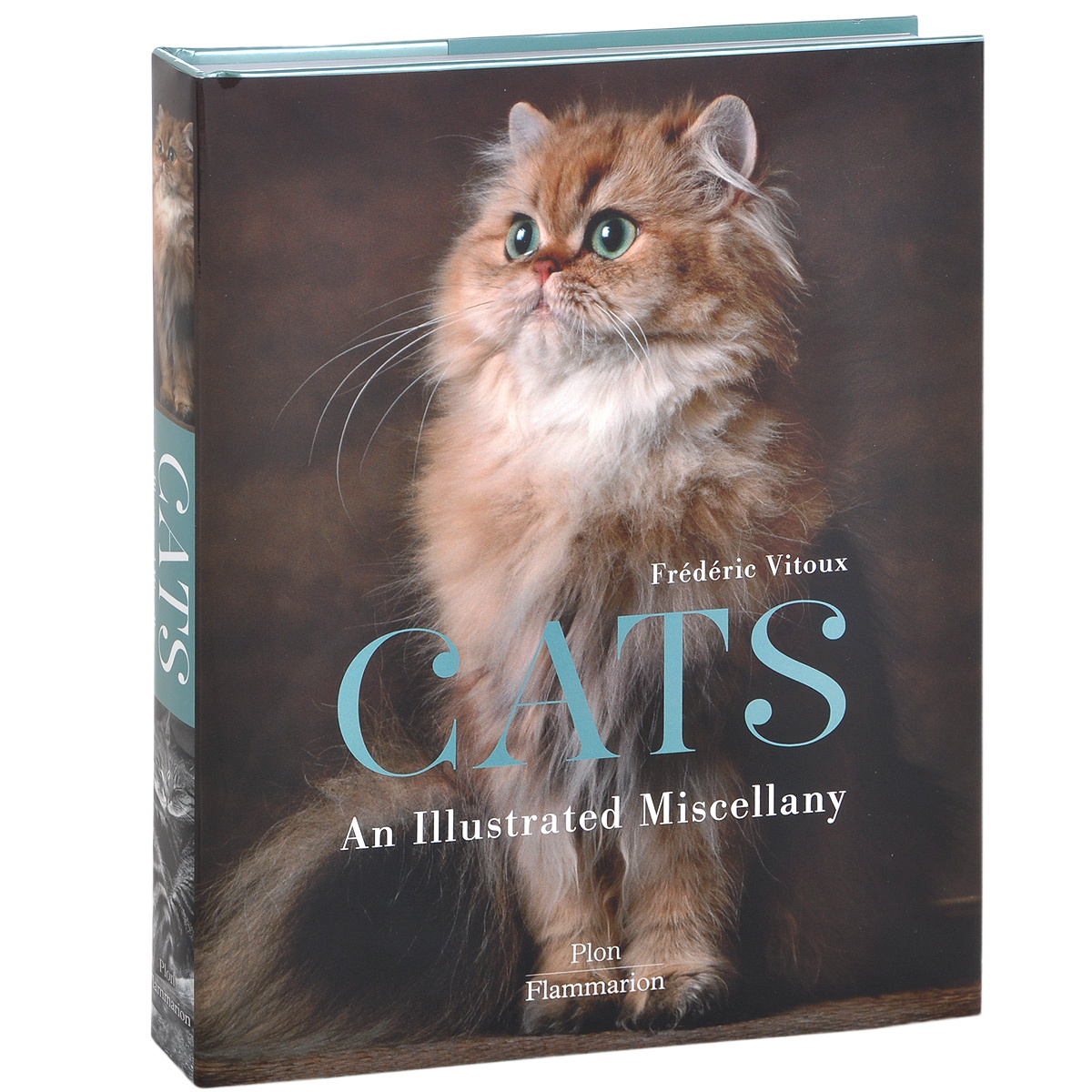 Cats: An Illustrated Miscellany   Vitoux Frederic #1
