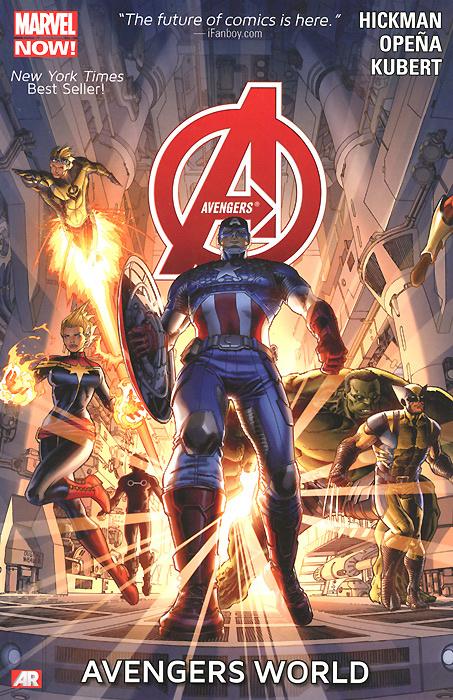 Avengers: Volume 1: Avengers World   Хикман Джонатан #1