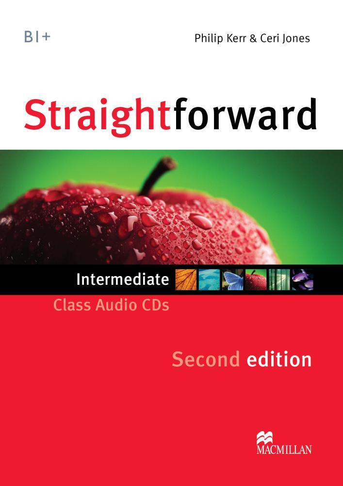 Straightforward (Intermediate Class Audio CDs) | Kerr Philip, Jones Ceri #1