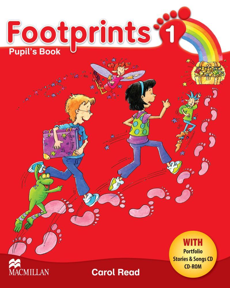 Footprints 1: Pupil s book pack (+ CD-ROM) | Read Carol #1