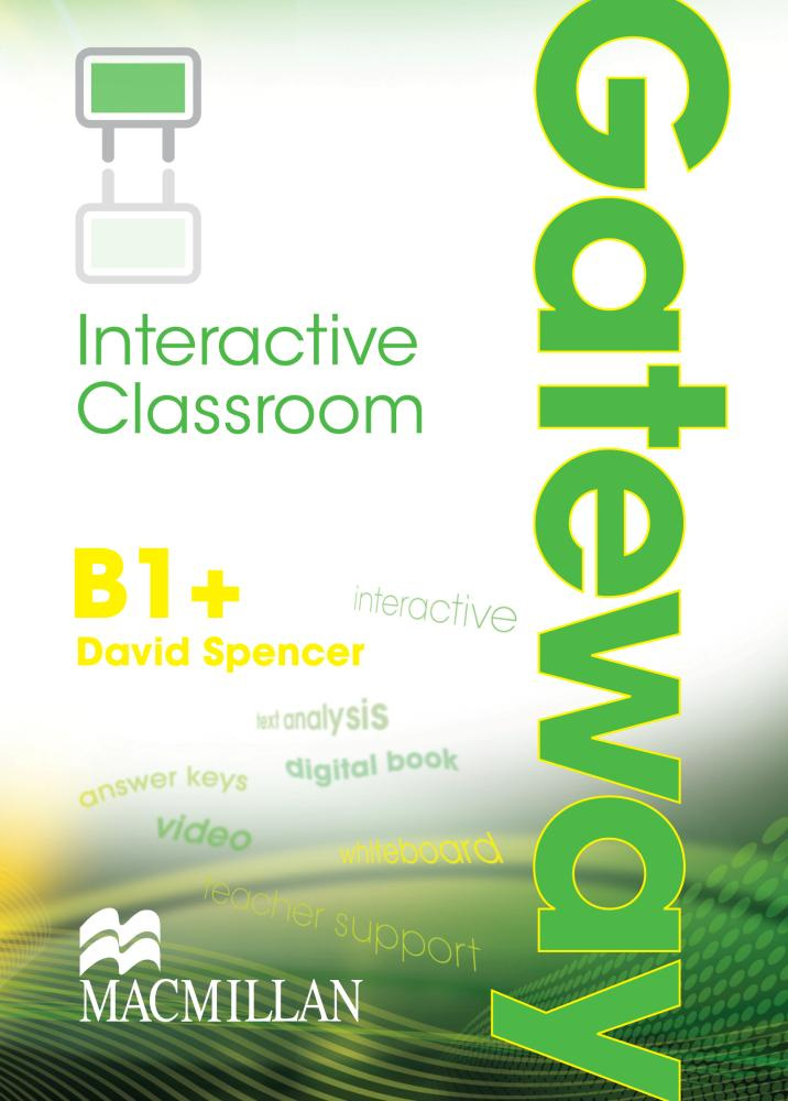 Gateway B1+ Digital: Single User (CD-ROM) | Spencer David #1