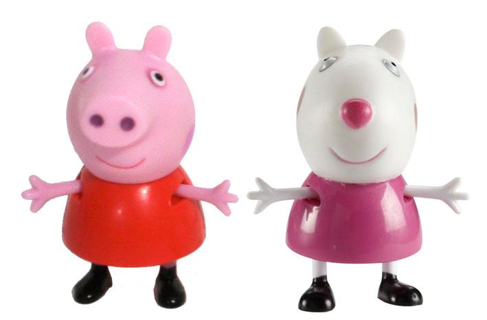 """Игровой набор """"Пеппа и ее друзья"""", в ассортименте — купить ..."""