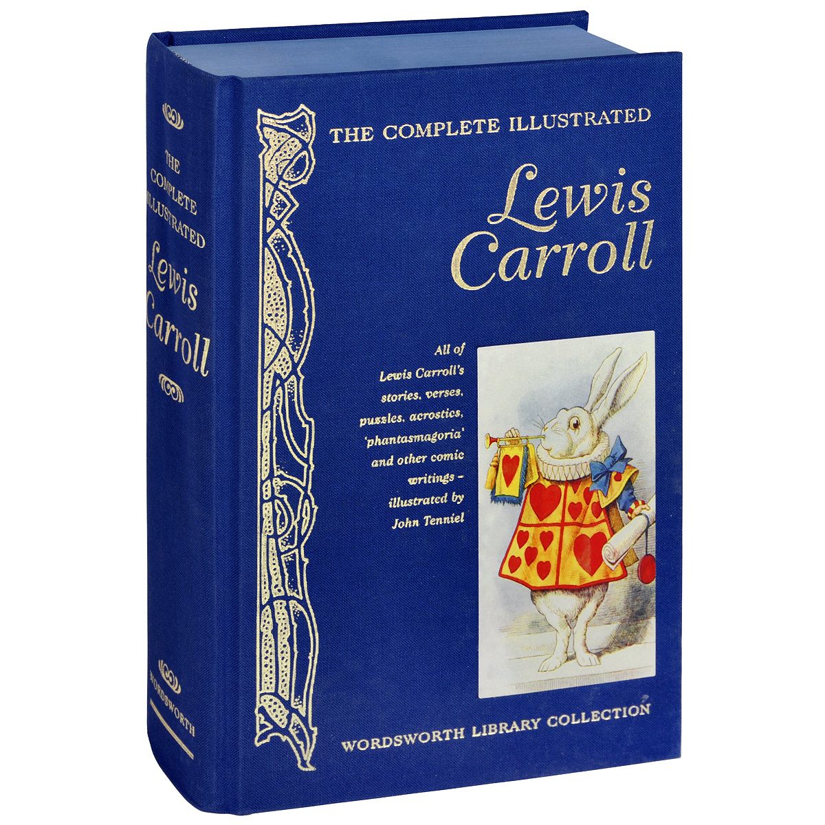 Complete Illustrated Lewis Carroll | Кэрролл Льюис #1