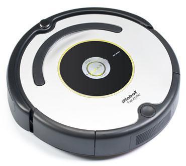 Робот-пылесос  iRobot  Робот-пылесос iRobot Roomba 620, черный #1
