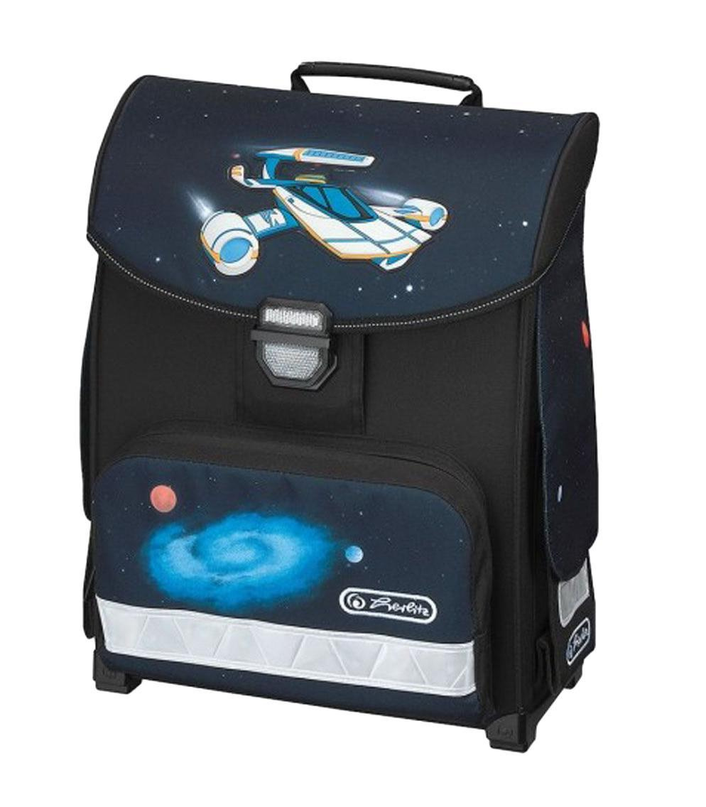 2674ec26f436 Рюкзак детский Herlitz SMART SMART BOYS COLLECTION космический корабль —  купить в интернет-магазине OZON.ru с быстрой доставкой