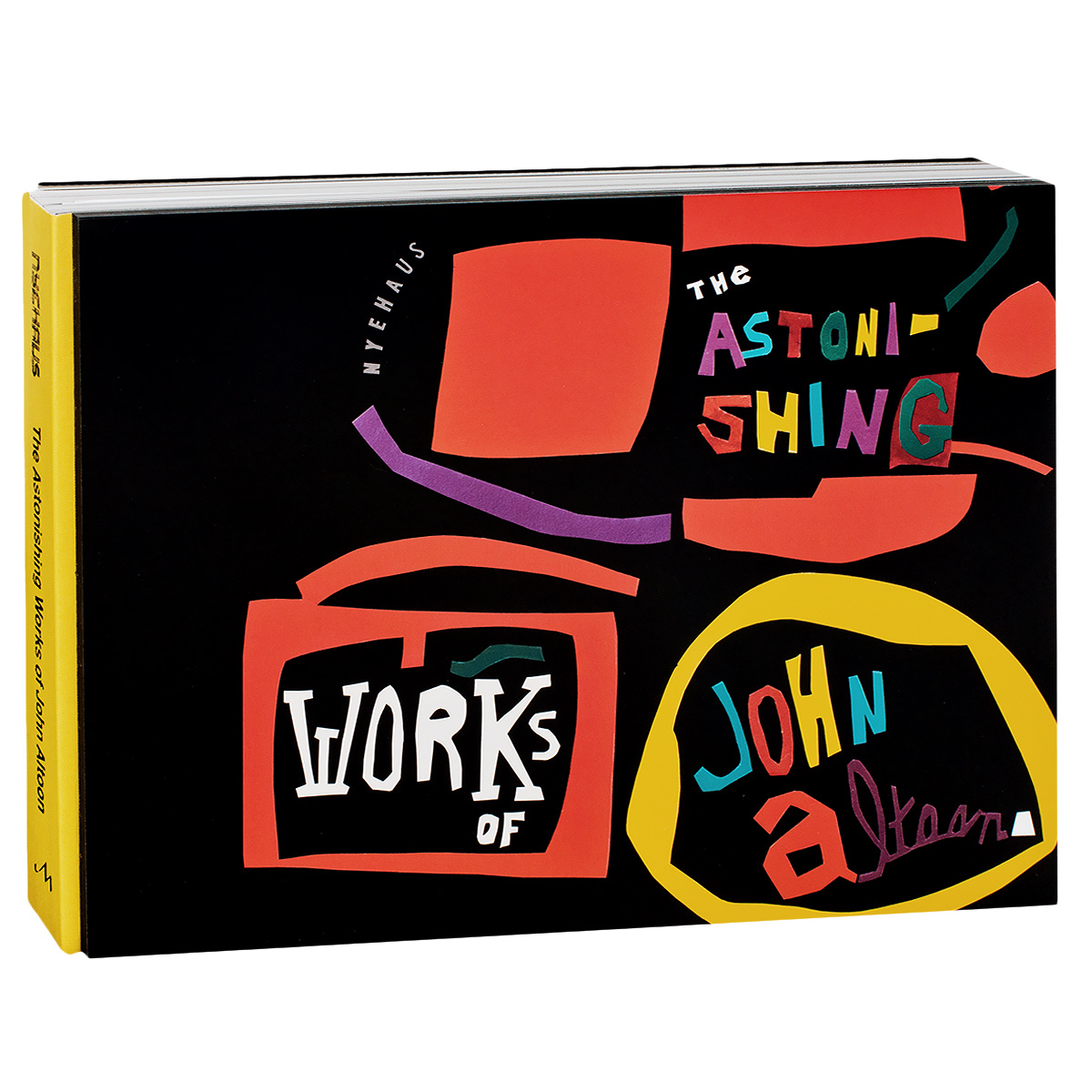 The Astonishing Works of John Altoon #1