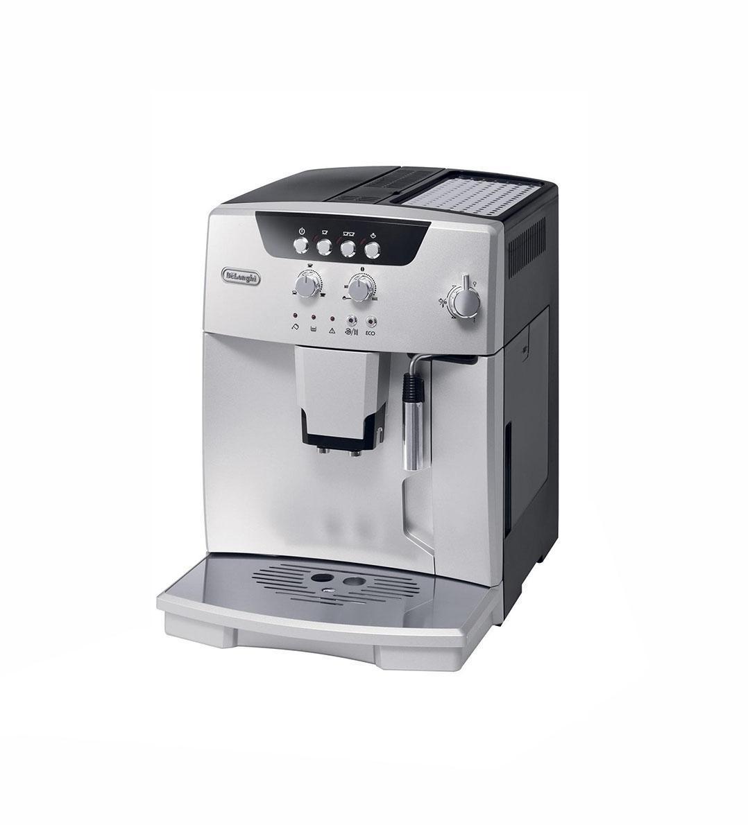 Автоматическая кофемашина DeLonghi DeLonghi ESAM 04.110.S, Silver, серый металлик, белый  #1