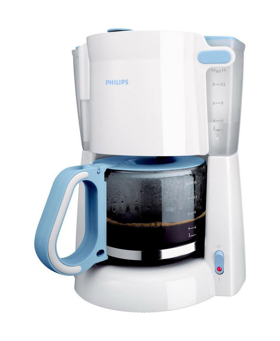 Кофеварка капельная Philips Philips HD7448/70, синий, белый #1