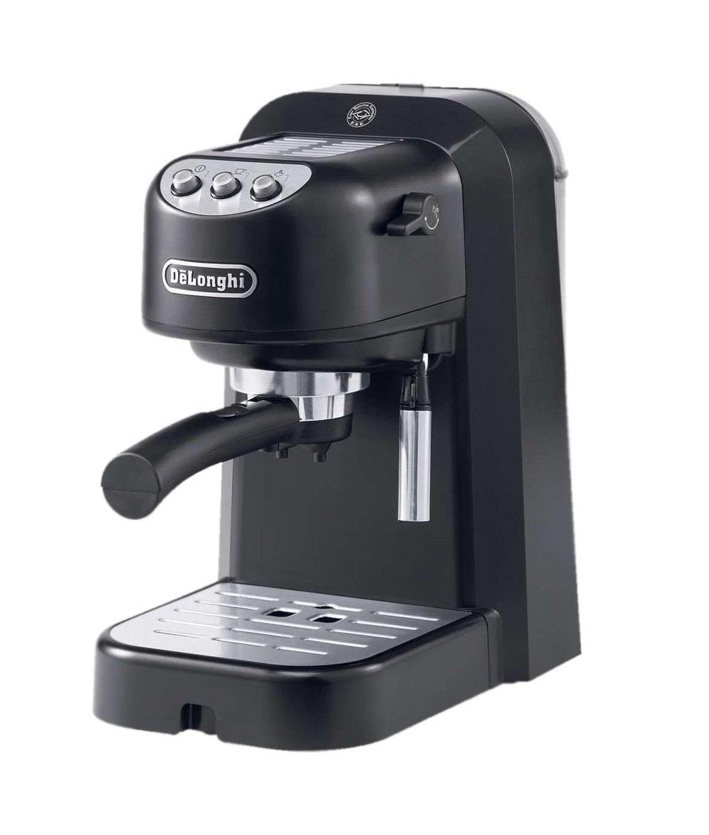 Кофеварка рожковая DeLonghi EC 250 B #1