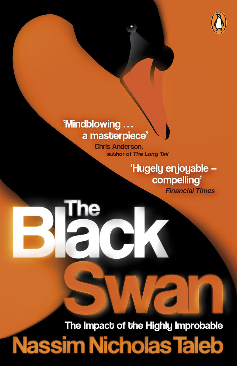 The Black Swan: The Impact of the Highly Improbable | Талеб Нассим Николас #1