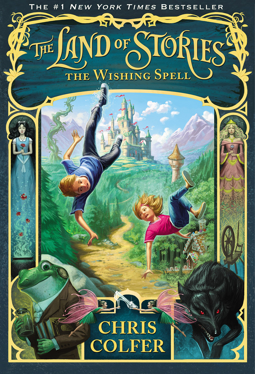 Land of Stories: The Wishing Spell #1