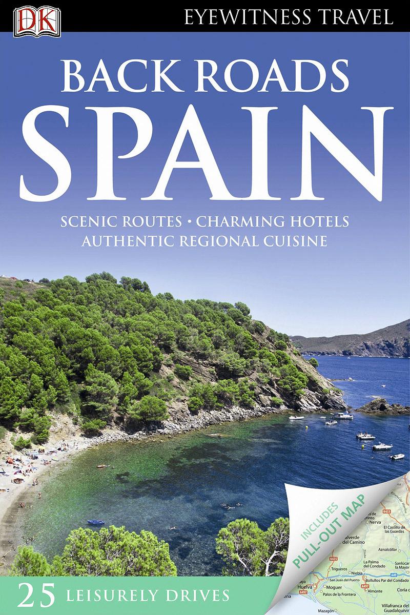 Back Roads Spain (+ карта) #1