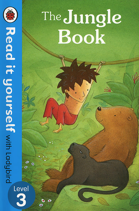 Jungle Book: Level 3 | Gant Scott Gavin, Маугли #1